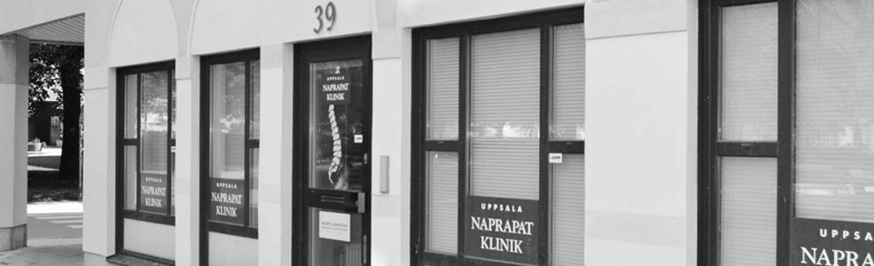 Välkommen till Uppsala naprapatklinik